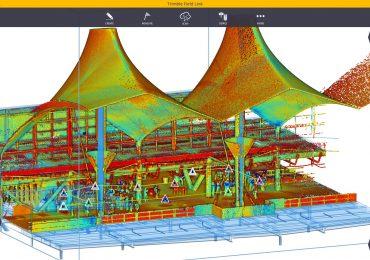 Smemek har investeret i ny 3D scanner. Al opmåling kan nu foregå på kontoret efter endt scanning.