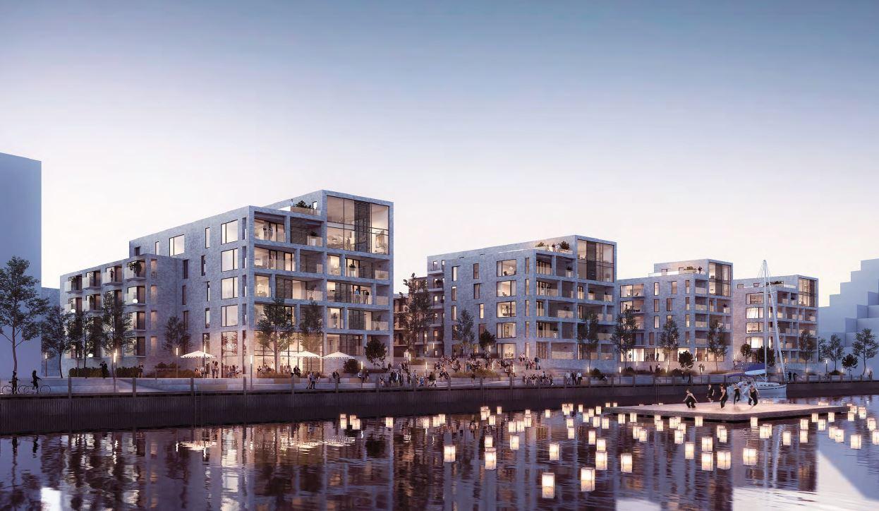 Smemek vinder smedeentreprisen på Honørkajen i Horsens i samarbejde med Junge Byg