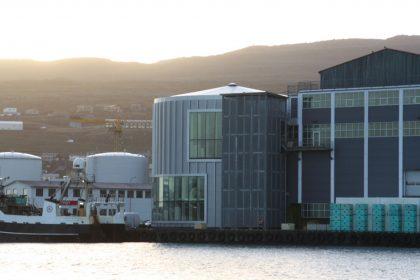 Trappetårn Færøerne